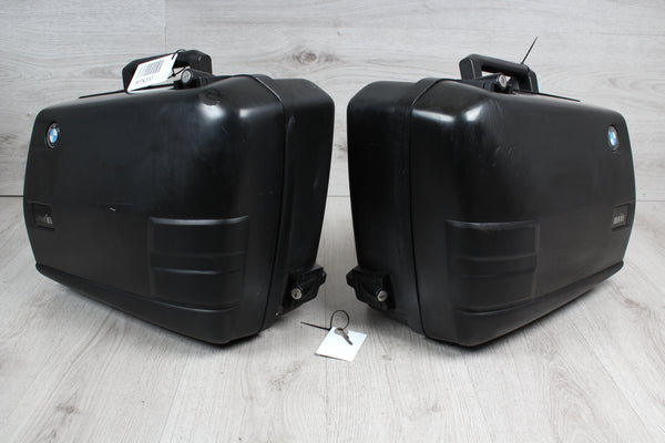 Set Seitenkoffer links rechts Touring BMW K 75 RT K75RT 89-96