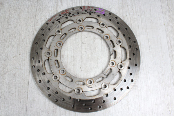 BRAKE DISC NEW 5,00mm FRONT LEFT Yamaha XJ600S / N Athstiúradh RJ01 98-03