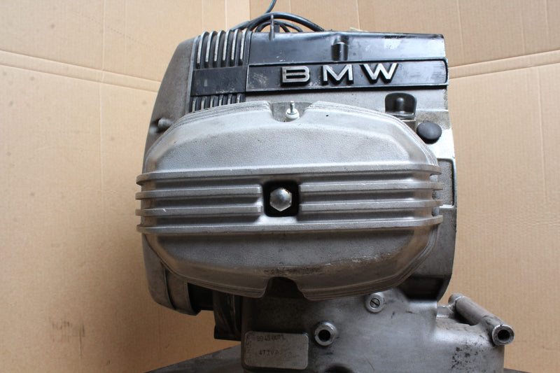Tiomáint Orig.engine 32.899km BMW R 45 27PS 78-85