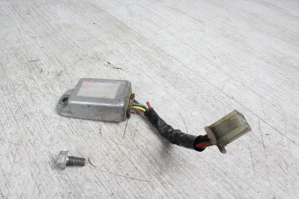 Orig. Regler ECU Zündbox Blackbox CDI Regulator Honda XL500R /S PD02 79-86