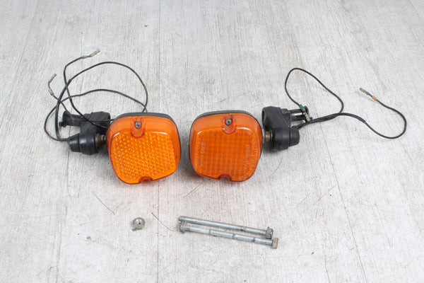 Orig. TOP Indicator VOOR LINKS RECHTS Honda XL500R / S PD02 79-86