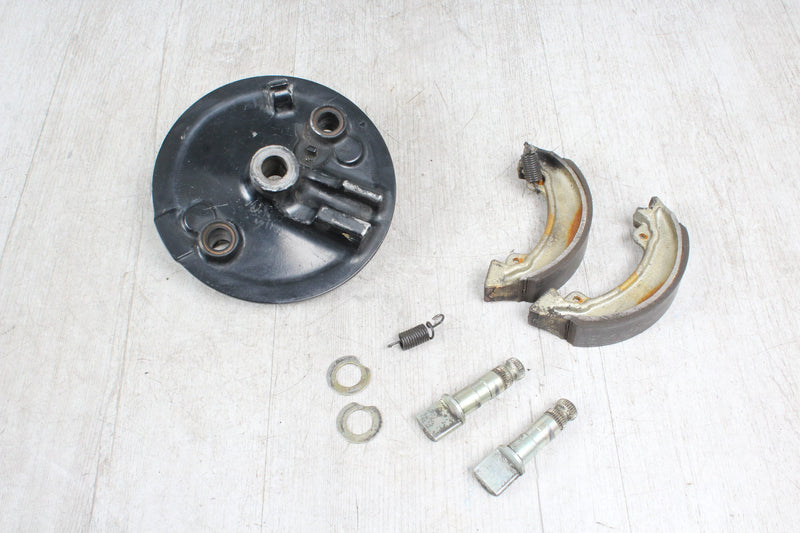 Orig. TOP Brake VORN Freno a tamburo Honda XL500R / S PD02 79-86