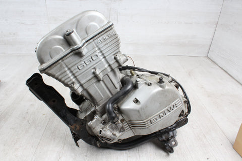 Orig. TOP engine with attachments 40.000km maintained BMW F650 + ST 93-2000 169