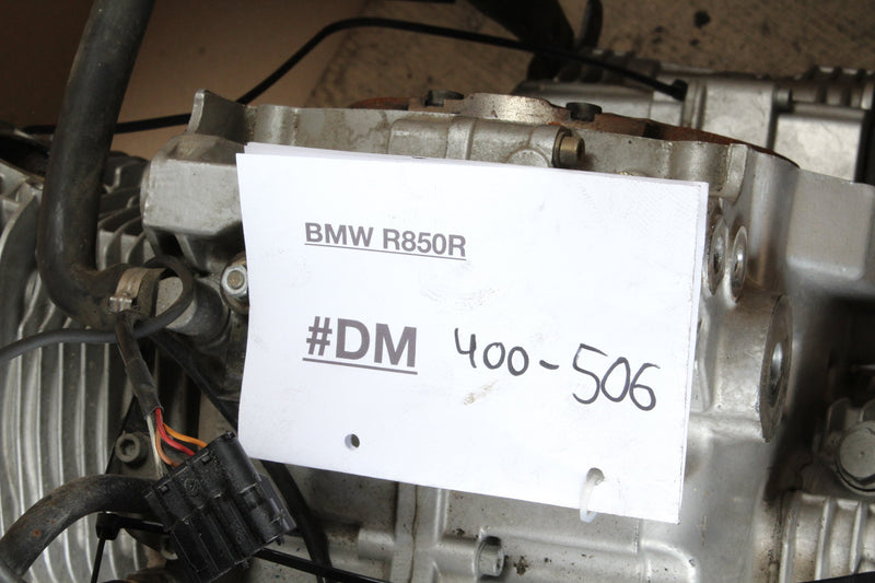 Motor 31.000km Kompression 11,5 und 12 bar BMW R 850 R 259 ABS 94-02