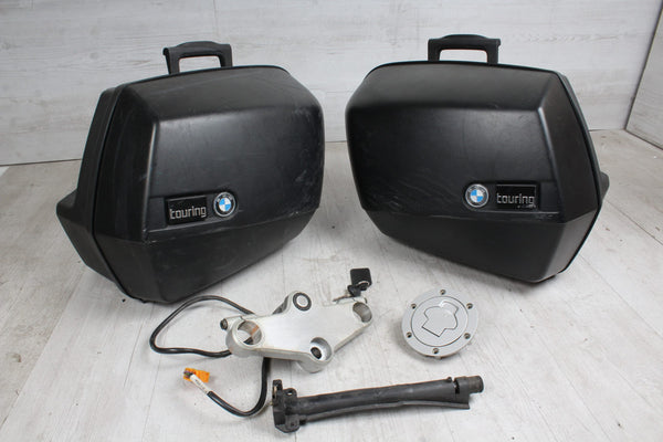SET set serratura + custodia + triplo morsetto BMW R 1100 RS 259 ​​93-01