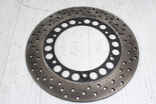 Orig. Disco freno posteriore 4,77mm supporto Yamaha XJR 1300 RP06 02-03