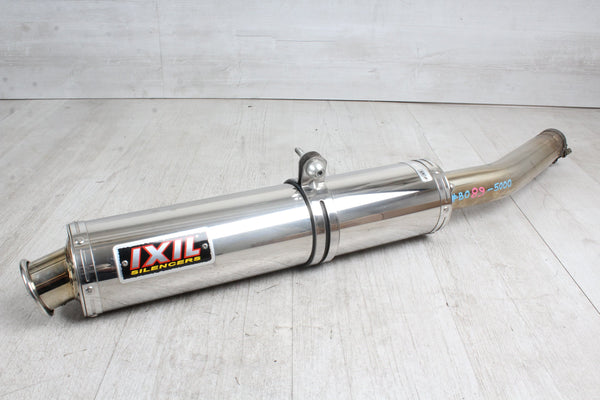 Orig. TOP IXIL exhaust silencer number Yamaha YZF-R6 RJ03 99-02