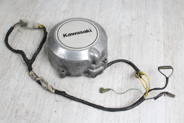 Alternatore ORIGINALE TOP + coperchio motore Kawasaki Z550GT KZ550B 83-89