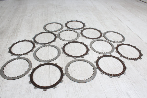 Orig. Clutch plates still good Suzuki GS650G Katana GD10 81-84