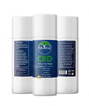 CBD Gel Freeze For Pain