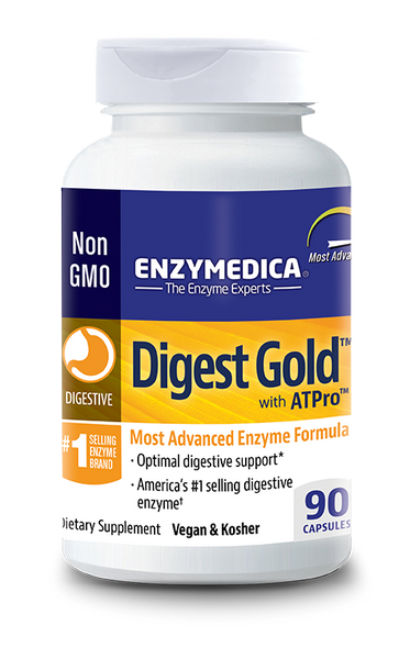 Digest Gold - The Most Potent Digestive Enzyme On The Market