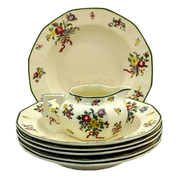 Royal Doulton Old Leeds Sprays China