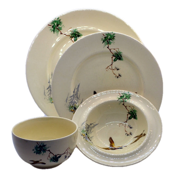 Royal Doulton China The Coppice D5803