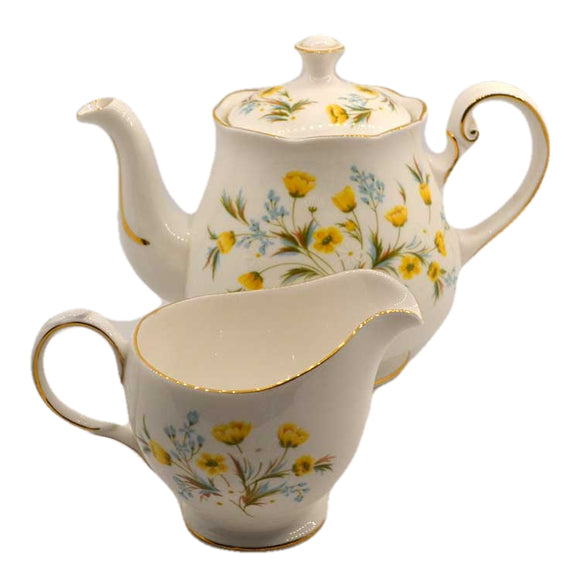 Colclough China Angela pattern 8647
