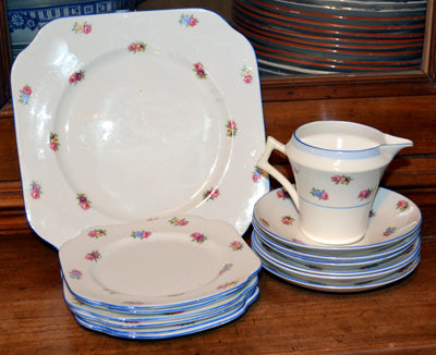 Colclough Art Deco China