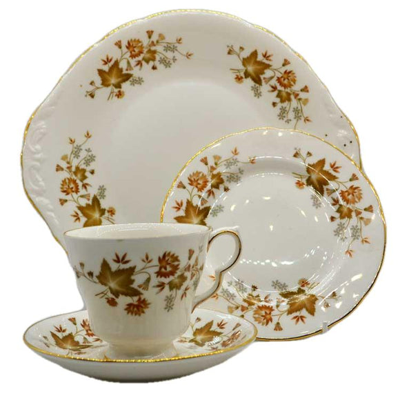 colclough avon bone china 8656