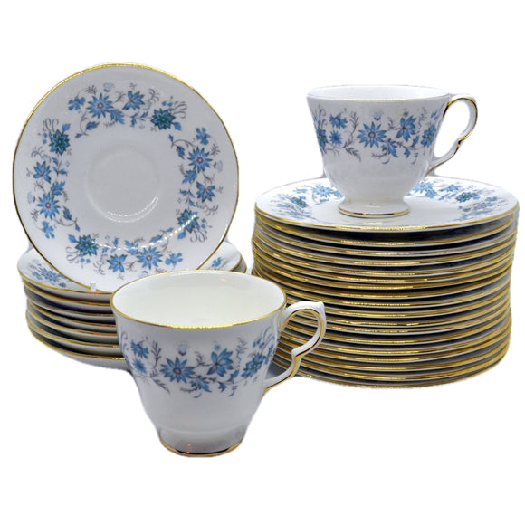Colclough Braganza bone china