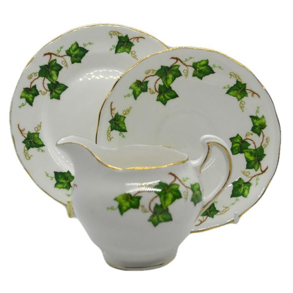 Colclough Ivy Leaf china