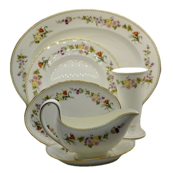 wedgwood mirabelle china r4537