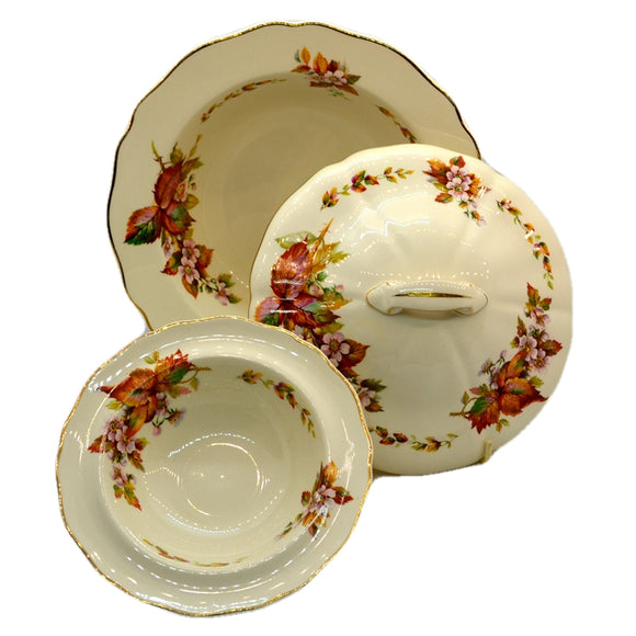 Vintage Wilton china by Royal Doulton