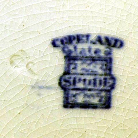 Copeland Spode antique china mark