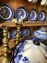 Blue and white china for sale UK