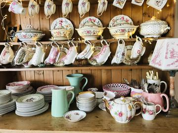 Vintage Farmhouse Antiques | Vintage China