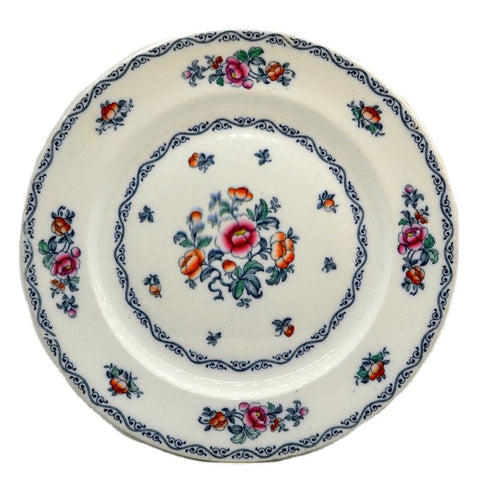 Winkle and wood Swansea china whieldon ware