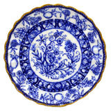 Spodes antique blue and white china