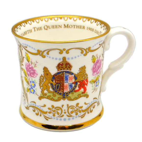 The Royal Collection the Queen Mother 1900-2002 China Mug