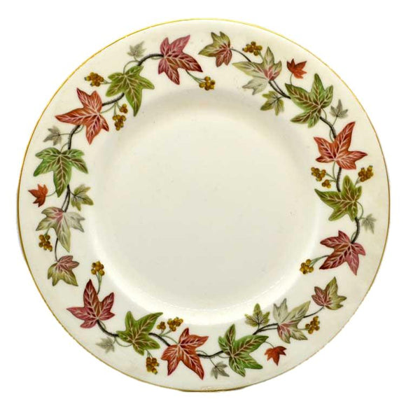 wedgwood ivy house 9 inch plate