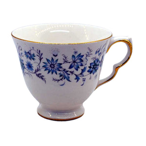 C Shape Colclough Braganza teacup