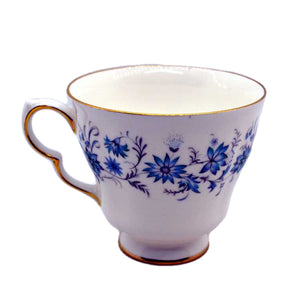 Colclough Braganza 8454 bone china teacup shape D