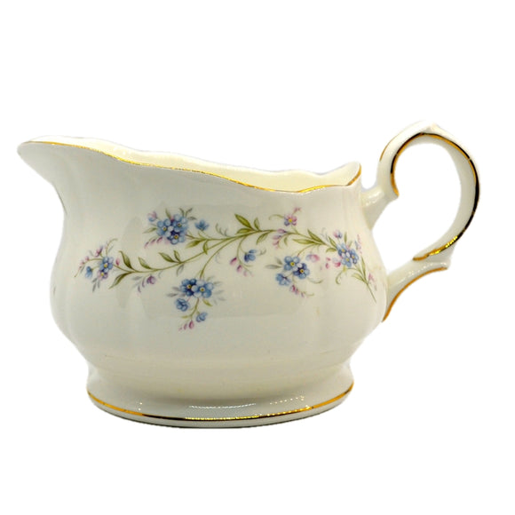 Duchess china Tranquillity bone china milk jug