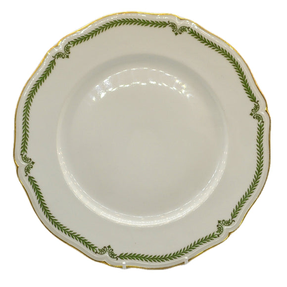 Antique limoges dinner plates