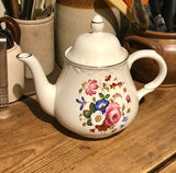 Arthur Wood & Sons Staffordshire vintage china teapot