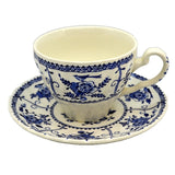 Johnson Brothers Indies china Teacup and saucer