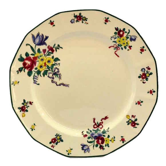 royal doulton old leeds sprays dinner plates 10 inch