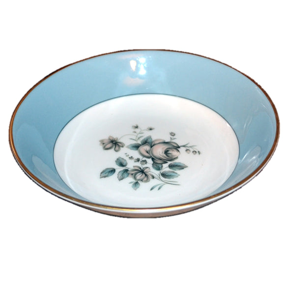 rose elegans dinner ware soup bowl