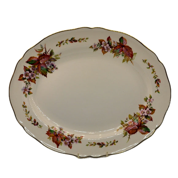 Royal Doulton China Wilton large oval platter