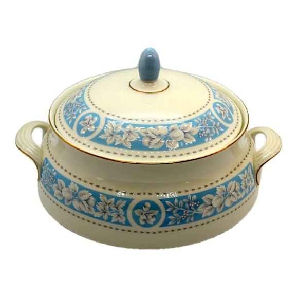 Royal Doulton Hampton Court Round Lidded Casserole Serving Tureen