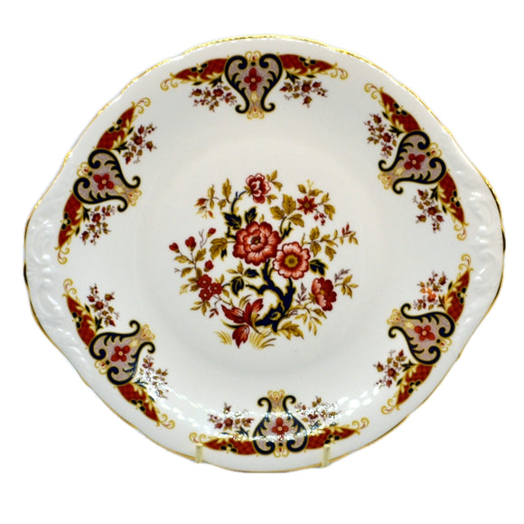 Vinatge Colclough Royale serving or cake plate