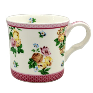 Victoria and Albert Museum Floral China Mug