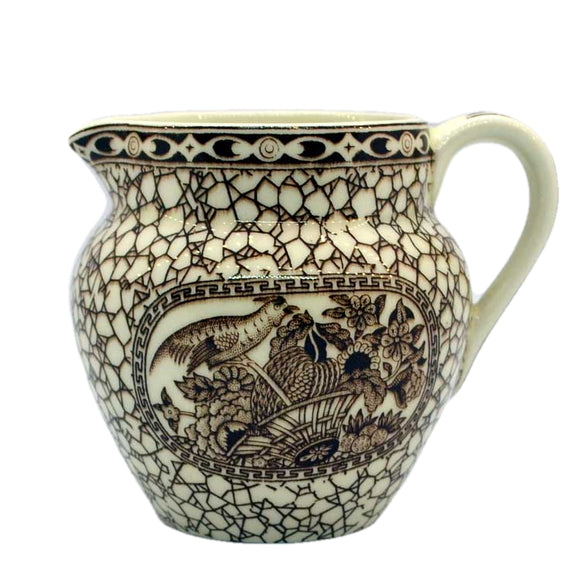 Adama chinese bird milk jug