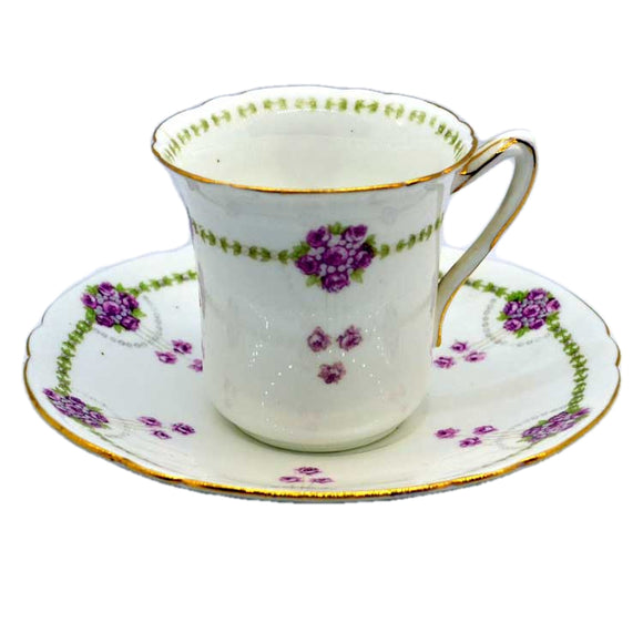 wileman and co the foley china tea cup
