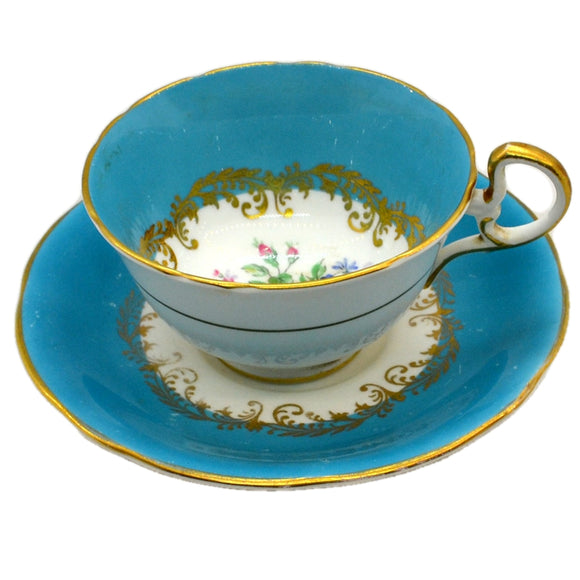Aynsley Floral China Teacup