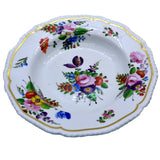 Derby antique china hand painted and guilded
