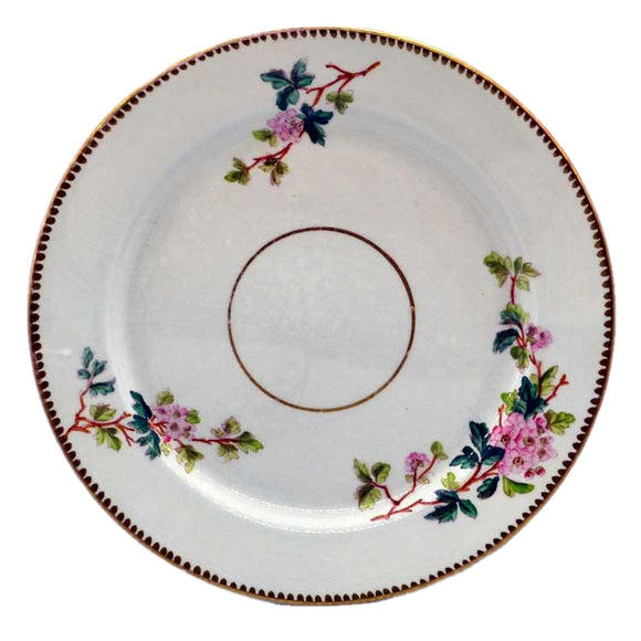 Henry Alcock antique floral china