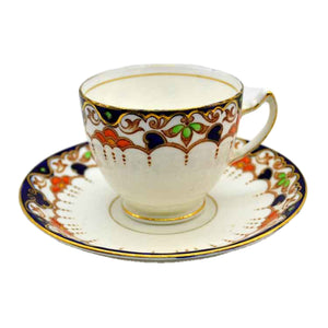 Art Deco Redfern and Drakeford Balmoral 7932 China Teacup