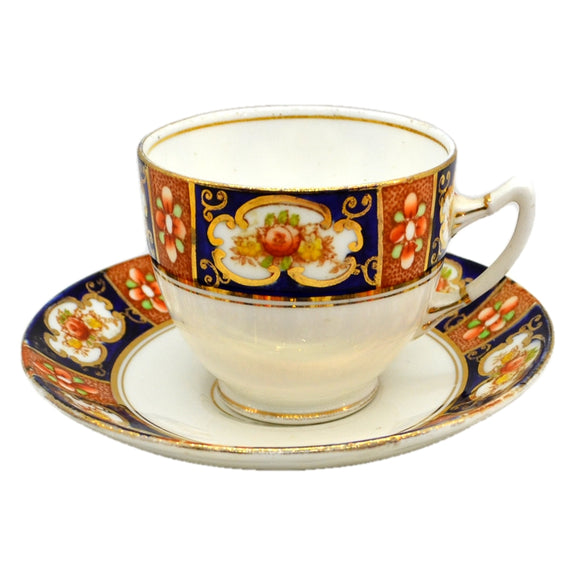 T C Wild Royal Albert Crown China Teacup 1927